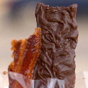 How to Make Bacon Candy for Halloween