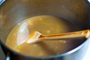 Bacon Cheeseburger Soup Recipe: step 4